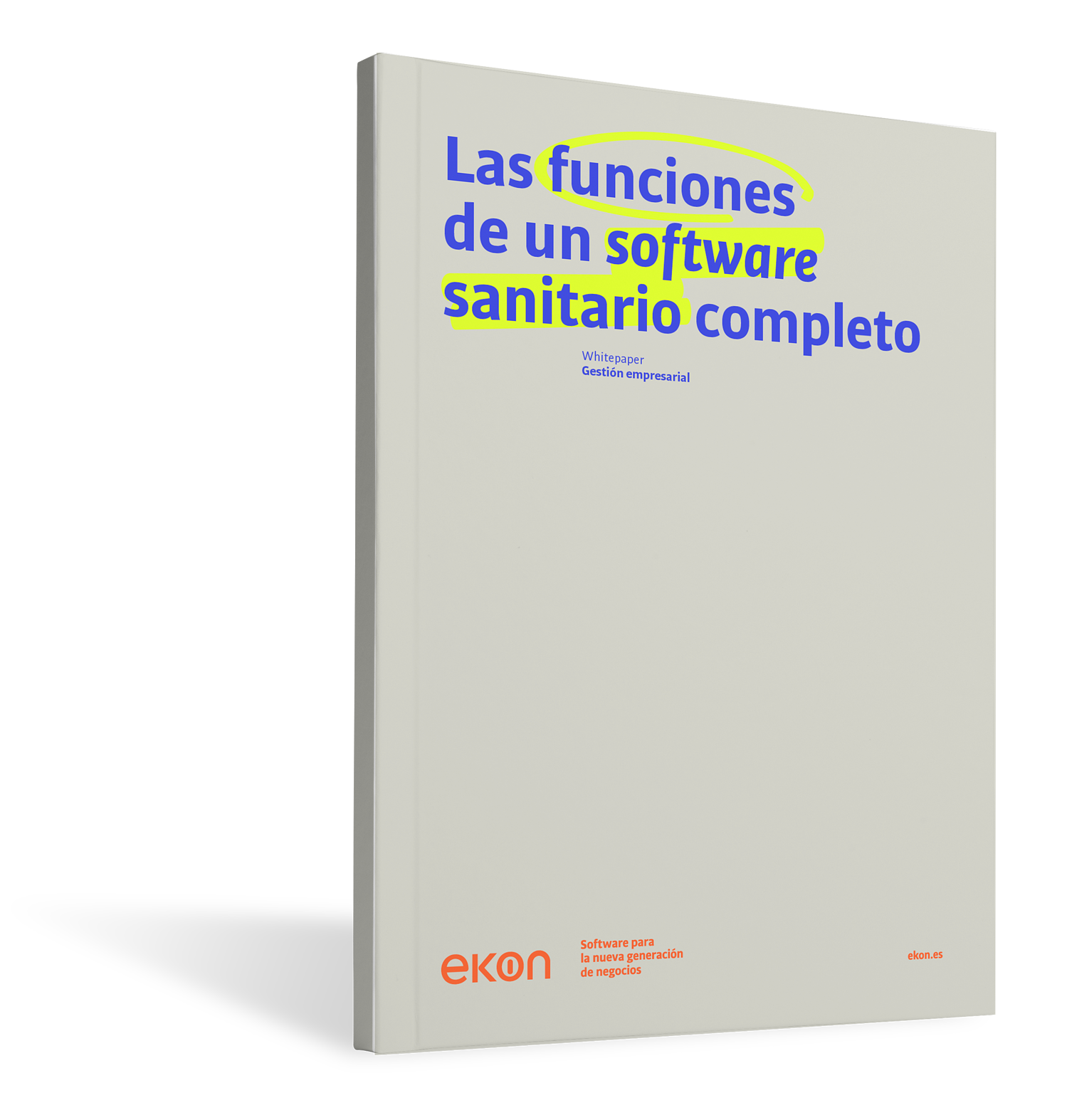 EKN - Ebook software sanitario